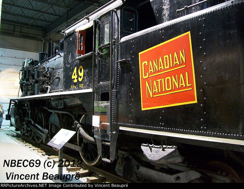 Canadian National Railway (C.N.R) 49